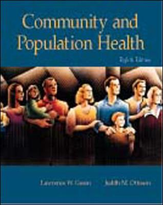 Community and Population Health with Powerweb: Health and Human Performance - Green, Lawrence W, and Ottoson, Judith M, and Green Lawrence
