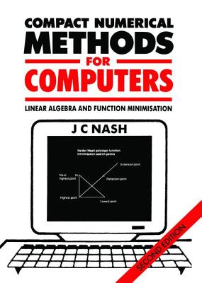 Compact Numerical Methods for Computers - Nash, John C