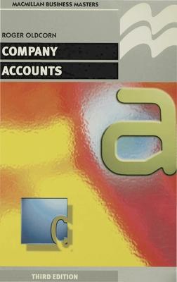 Company Accounts - Oldcorn, Roger