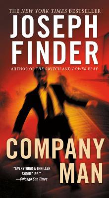 Company Man - Finder, Joseph
