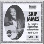 Complete Bloomington Indiana Concert, Vol. 2 (3/30/68)