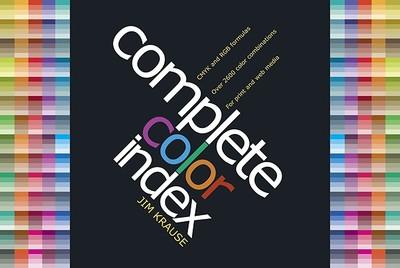 Complete Color Index: Color Index/Color Index 2 - Krause, Jim