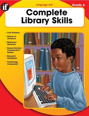 Complete Library Skills, Grade 6 - Instructional Fair (Compiled by)
