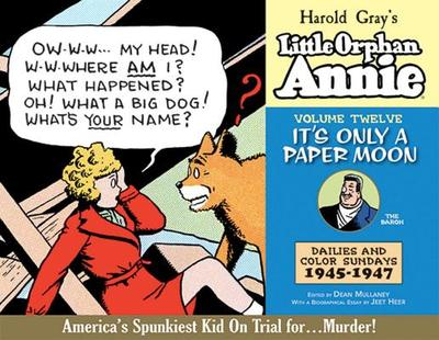Complete Little Orphan Annie Volume 12 - Gray, Harold