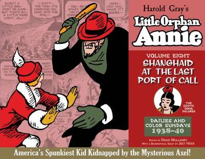 Complete Little Orphan Annie Volume 8 - Gray, Harold