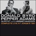 Complete Live at Jorgie's 1961