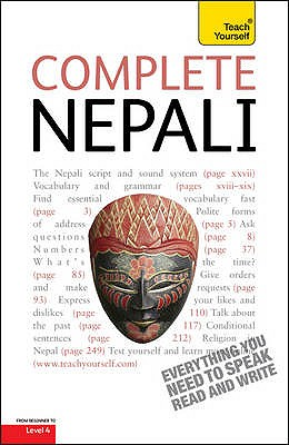 Complete Nepali Beginner to Intermediate Course: Learn to read, write, speak and understand a new language with Teach Yourself - Hutt, Michael, and Subedi, Abhi