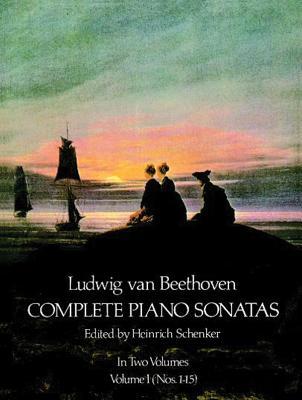Complete Piano Sonatas, Volume I - Beethoven, Ludwig Van