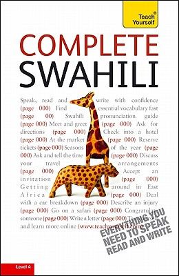 Complete Swahili - Russell, J C