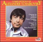Compositions of Alexander Tchaikovsky