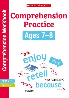 Comprehension Workbook (Year 3) - Thomson, Donna