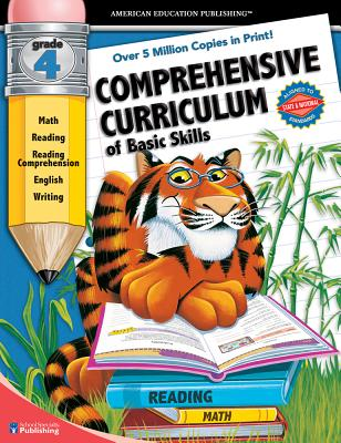 Comprehensive Curriculum of Basic Skills, Grade 4 - Douglas, Vincent, and School Specialty Publishing, and Carson-Dellosa Publishing
