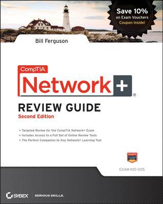 Comptia Network+ Review Guide: Exam: N10-005 - Ferguson, Bill