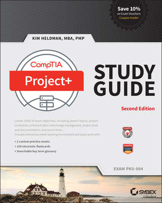 Comptia Project+ Study Guide: Exam Pk0-004 - Heldman, Kim