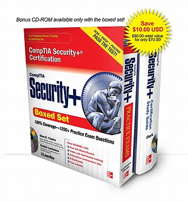 Comptia Security+ Certification Boxed Set (Exam Sy0-301) - Clarke, Glen, and LaChance, Daniel
