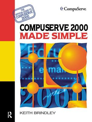 CompuServe 2000 Made Simple - Brindley, Keith
