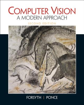 Computer Vision: A Modern Approach - Forsyth, David, and Ponce, Jean