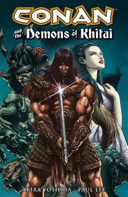 Conan and the Demons of Khitai - Yoshida, Akira