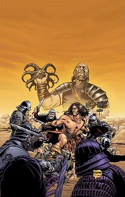 Conan the Barbarian: The Mask of Acheron -