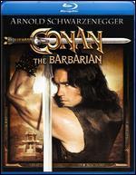 Conan the Barbarian [With Movie Cash] [Blu-ray]