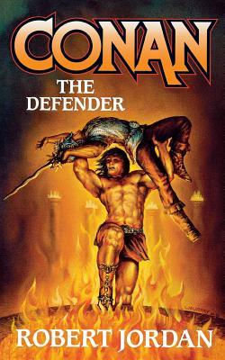 Conan the Defender - Jordan, Robert