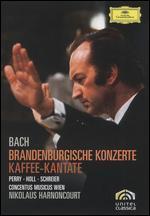 Concentus Musicus Wien/Nikolaus Harnoncourt: Bach - Brandenburgische Konzerte/Kaffee-Kantate