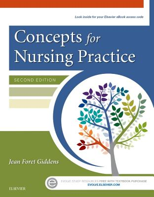 Concepts for Nursing Practice (with eBook Access on Vitalsource) - Giddens, Jean Foret, PhD, RN, Faan