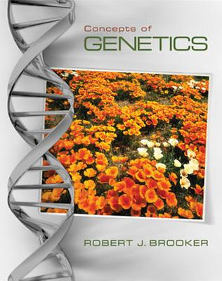 Concepts of genetics book by robert j brooker 3 available concepts of genetics book by robert j brooker 3 available editions alibris books fandeluxe Images