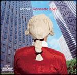 Concerto K�ln Plays Mozart