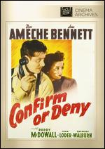 Confirm or Deny - Archie Mayo