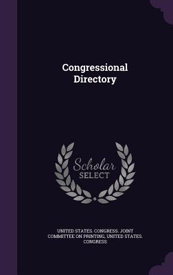 Congressional Directory - United States Congress Joint Committee (Creator)