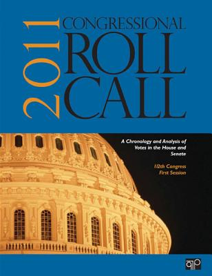 Congressional Roll Call 2011 -