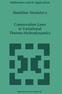 Conservation Laws in Variational Thermo-Hydrodynamics - Sieniutycz, S