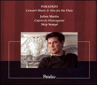 Consort Music & Airs for the Flute - Capriccio Stravagante; Joshua Cheatham (bass viol); Joshua Cheatham (violone); Julien Martin (recorder);...