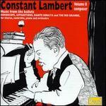 Constant Lambert, Vol. 2