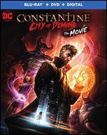 Constantine: City of Demons - The Movie [Includes Digital Copy] [Blu-ray/DVD]