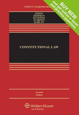 Constitutional Law - Stone, Geoffrey R