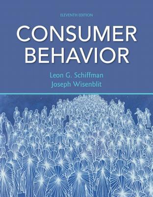Consumer Behavior - Schiffman, Leon G., and Wisenblit, Joseph L.