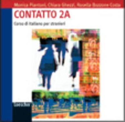 Contatto 1B   cd audio - Rosella Bozzone Costa