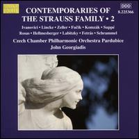 Contemporaries of the Strauss Family, Vol. 2 - Czech Chamber Philharmonic Orchestra; John Georgiadis (conductor)
