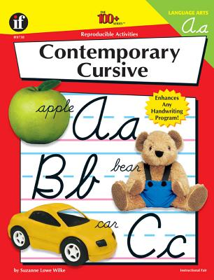 Contemporary Cursive, Grades K - 6 - Lowe Wilke, Suzanne