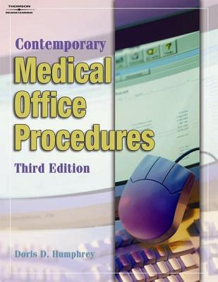 Contemporary Medical Office Procedures - Humphrey, Doris