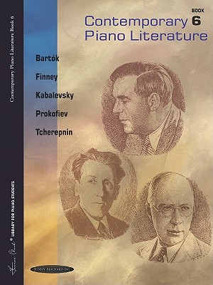 Contemporary Piano Literature, Book 6 - Goss, Louise (Editor)