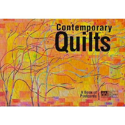 Contemporary Quilts: A Book of Postcards - That Patchwork Place, and Schneider, Sally (Editor)