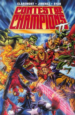 Contest of Champions II Tpb - Claremont, Chris