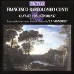 Conti: Cantate Con Istromenti