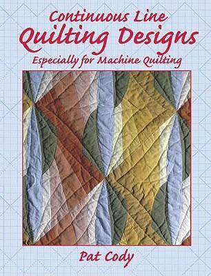 Continuous Line Quilting Designs - Cody, Pat