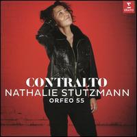 Contralto - Alice Coquart (cello); Nathalie Stutzmann (contralto); Orfeo 55; Orfeo 55; Nathalie Stutzmann (conductor)