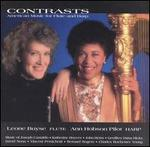 Contrasts: American Music for Flute and Harp