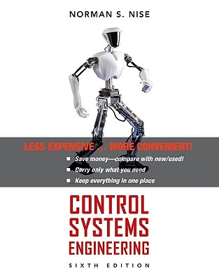 Control Systems Engineering, Binder Version - Nise, Norman S